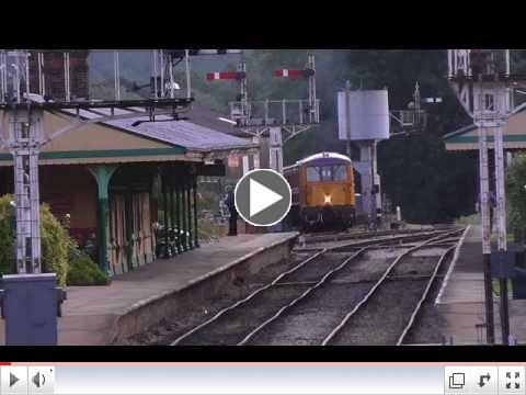 News from the Bluebell Railway