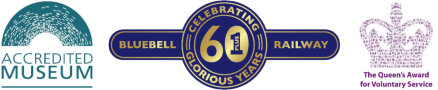 Bluebell Railway celebrates sixty years