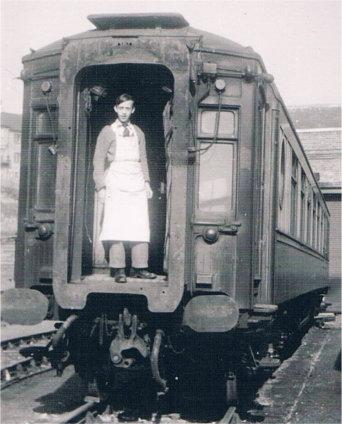 Joe Kent Railway Photographer