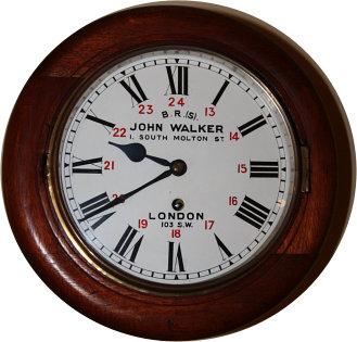 John Walker Clock