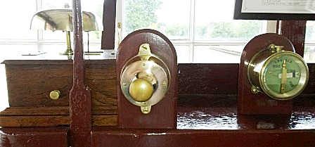 Withyham Signal Box - Bell and Indicator